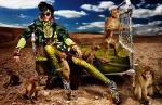 Carmen Kass by Mario Testino (High Plains Drifter - Vogue UK May 2012) 4