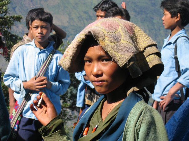 Nepal pred 6leti…