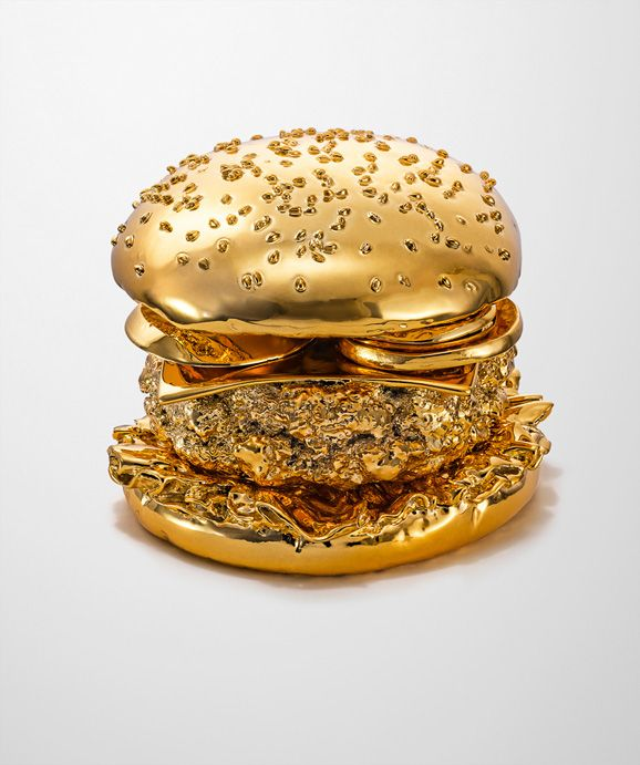 Krava po imenuHamburger