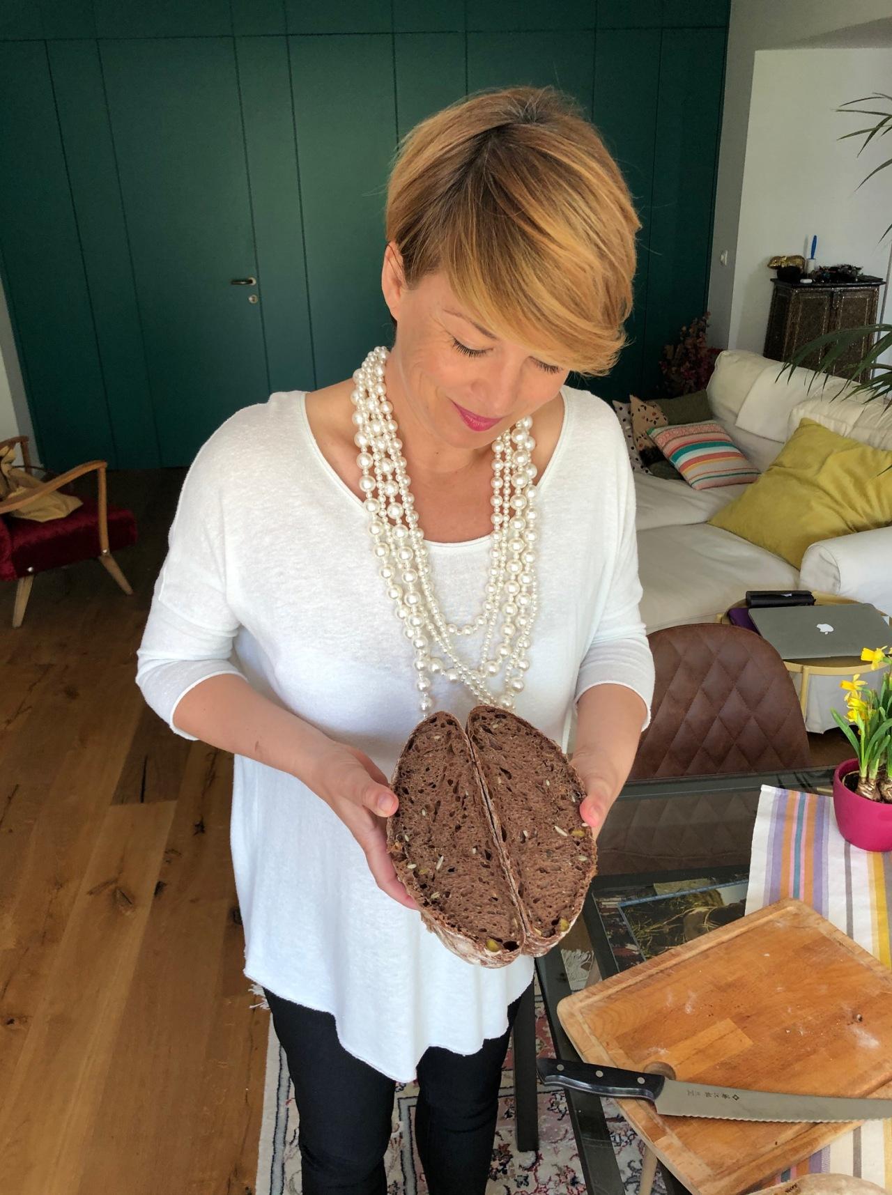 Droži: kruh s kakavom, ki ni zaotroke