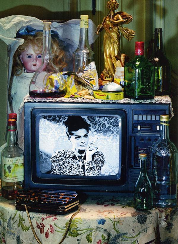 Televizijski trači